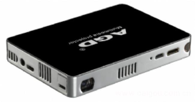 深圳AGD高清家用无线微型3D投影仪