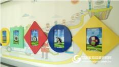 科技走廊实验室 科教智慧墙系列 科技走廊壁挂科普展品