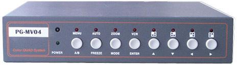 画面分割器/画面处理器/VGA画面分割器/DVI画面分割器/大屏幕拼接处理器