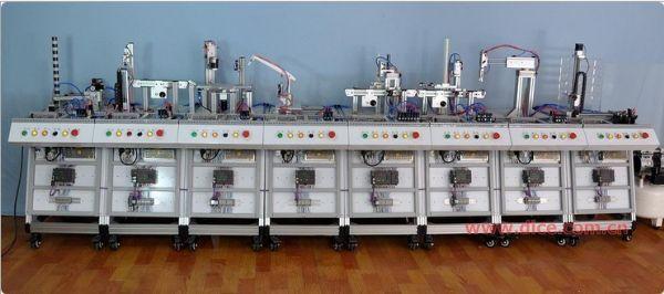 柔性制造机电一体实训装置-提取安装单元