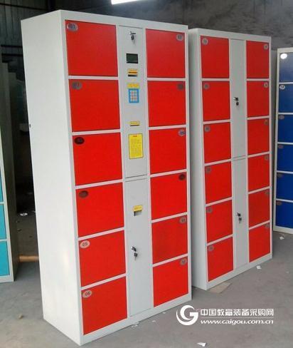 供应学校电子寄存柜存包柜工厂直销包送货