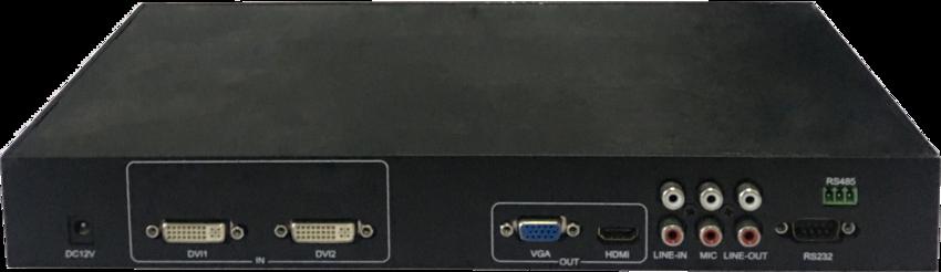 蔚海视讯/videohigh HE2020B 高清视频编码器 2DVI合成编码器