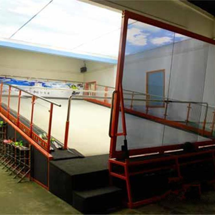 室内滑雪机 儿童训练室内滑雪机 江苏室内模拟滑雪机厂家