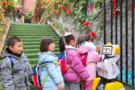 多数幼儿园要求每日体温上报,用晨检机器人就可以!