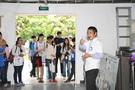 上海交大粒子物理和宇宙学重点实验室首次向公众开放