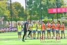"""东莞水乡崛起""""足球小将""""校园足球力量大"""