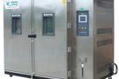 天津一汽丰田相关领导到我公司(恒泰丰科)考察高低温试验箱