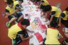 家长进课堂 青岛市实验小学绘制中国梦