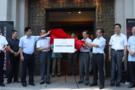 北京交通大学书画研究院成立仪式成功举行