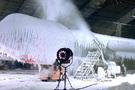降雪覆冰环境模拟