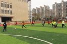 """雨花台区校园足球""""满天星""""精英训练营开营"""