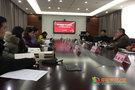 湖北城市建設職業技術學院與武漢綠建協會召開2019年校企合作研討會