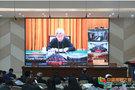 甘肃民族师范学院组织师生集中收看十九届五中全会宣讲报告会