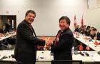 第四届中加科技合作联委会在加拿大温哥华召开