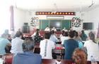 内蒙古阿荣旗向阳峪小学召开教育教学工作会议
