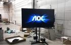 真彩视界,所见不同 AOC显示器入驻北京清华大学
