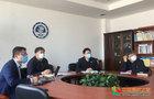 大连海事大学与中科院北京纳米能源与系统研究所召开视频会议