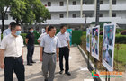 赣南医学院领导检查春季开学工作并走访看望返校学生