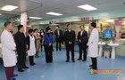 中国医科大学党委副书记、校长闻德亮到第二临床学院慰问一线医务人员
