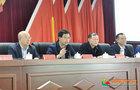 西南大学领导出席綦江区西南大学校友志愿服务队成立大会