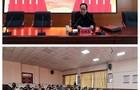 甘肃省水利水电学校举办党史学习教育专题讲座