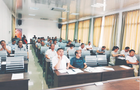 沙县最大的合法配资平台局召开腾讯智慧校园应用培训会
