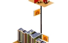 万户以上的居住区须单独配建中学