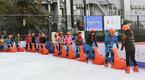 东城区新增6块校园冰场,冰上课程同步启动