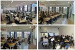 奋斗正当时——北京电子科技职业学院开学第一天纪实