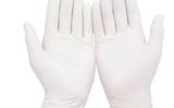 德心印手一次性丁腈手套实验室专用手套