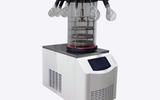 上海悉嶠真空冷凍干燥機FD-10ND小型臺式壓蓋多歧管凍干機