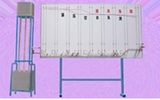 上海實博 NLF-1能量方程儀 流體力學實驗儀器設備 廠家直銷