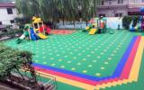 悬浮式拼装地板 塑格地板 室外拼装地板