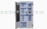 卓泰PP試劑柜雙門耐酸堿腐蝕藥品試劑柜