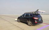 江泊途安 机场专用路面破损检测设备JBTA-JC06(机场专用、病害、国内首台)