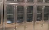 厂家定制不锈钢中药柜中医药斗柜中药货架西药架药店药房货架