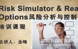 Risk Simulator软件Risk Simulator培训--风险分析与控制培训课程