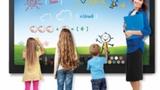育德高清教学触摸一体机 多媒体交互式一体机 广告机