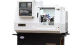 小型精密数控车床XKC-40F