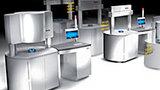 Resonant testing machine SWINGER