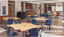 教育家具的创新 流动性、互动式与便捷舒适