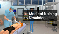 VR+医疗---心脏内科虚拟仿真实训教学