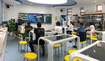 AR实验室添新案例:深圳南山第二外国语学校
