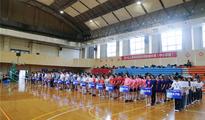 百余支球队征战上海市校园排球联盟杯赛
