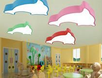 LED學校照明改造專用幼兒園教室燈黑闆燈護眼燈