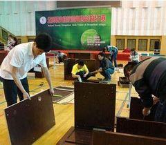 首届全国高等职业院校林业职业技能大赛在辽举行