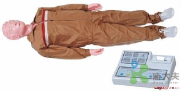 触电急救高级心肺复苏模拟人(煤矿、安监培训,电力培训专用)