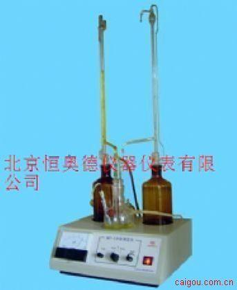 水份测定仪/水份检测仪/卡尔费休水分仪
