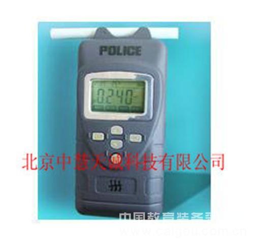 ZDAT-8600型呼出气体酒精含量探测器/便携式数显酒精检测仪