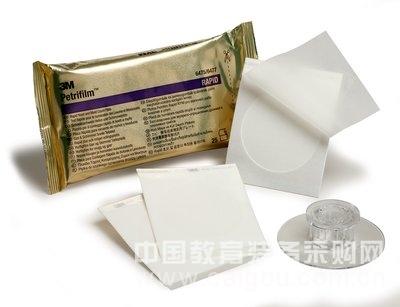 3M霉菌酵母測試片6417 Petrifilm霉菌和酵母菌測試片價格